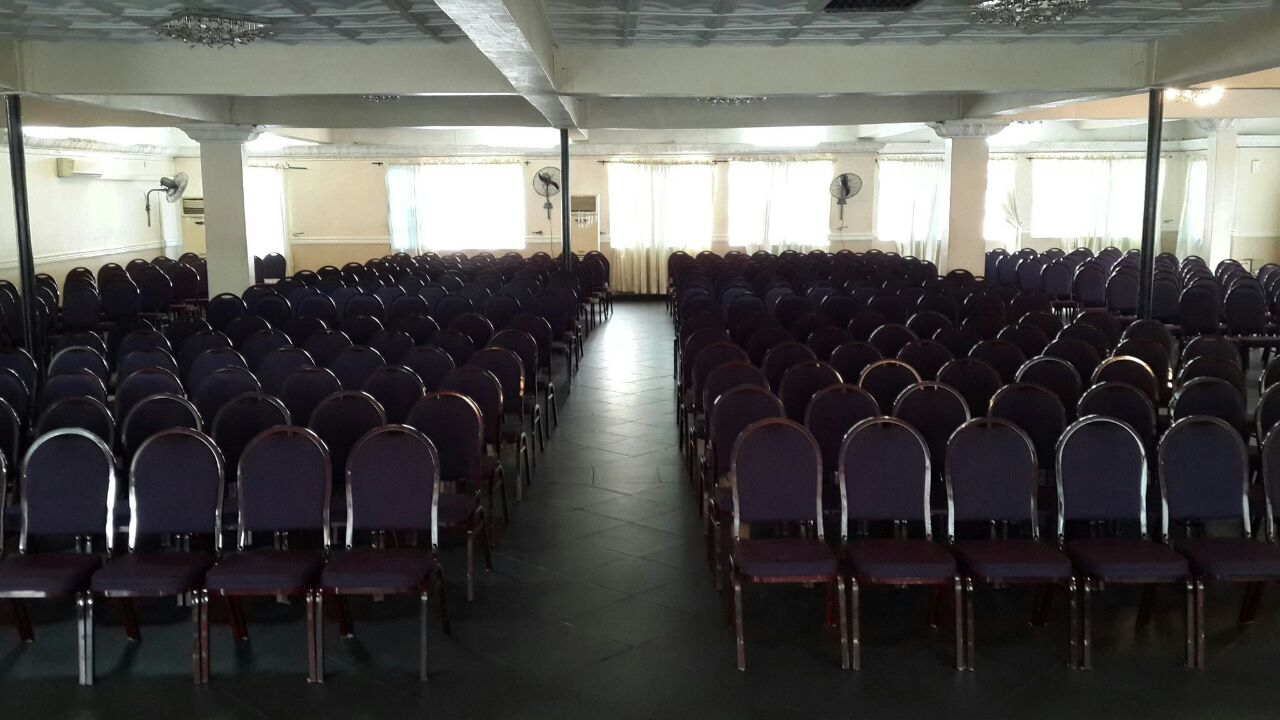 Events Centre – First Floor (Goshen-View Hall)