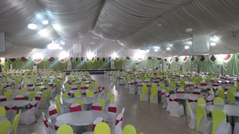Events Centre – Nanas Arena