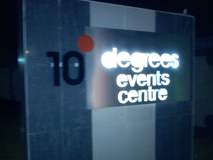 10 Degrees Events Centre