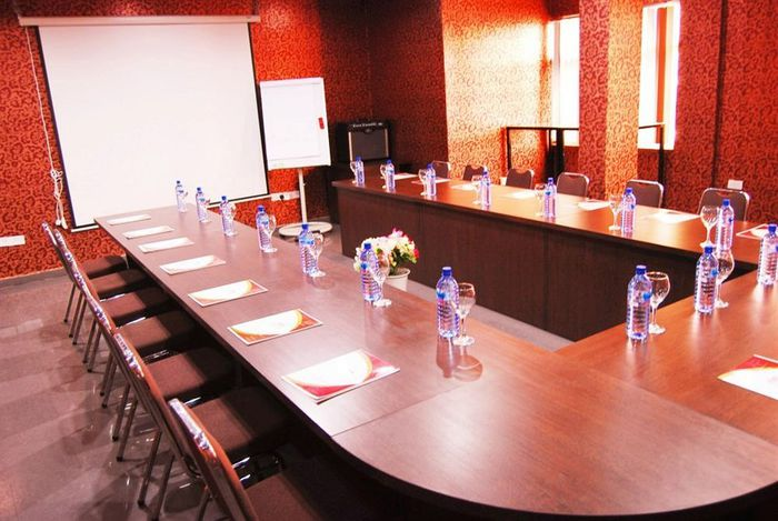 3Js Hotel, Abuja – Meeting Rooms