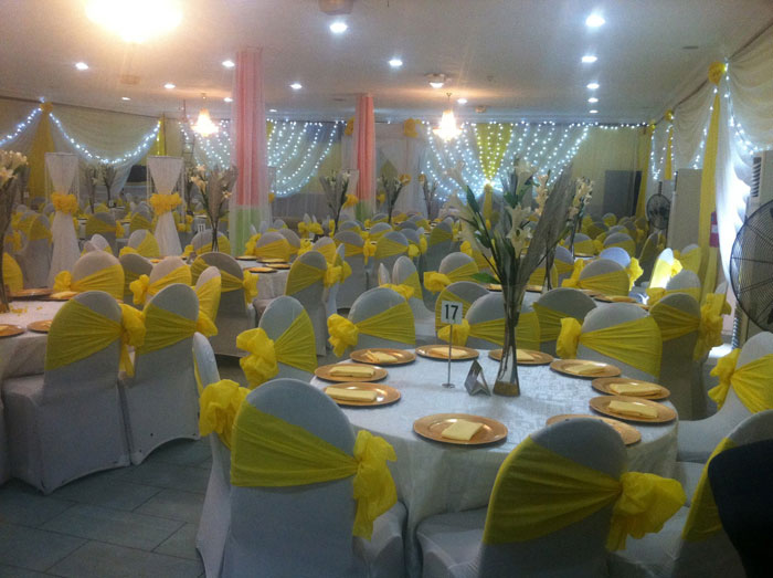 Jamine Hall-The Atrium Events Centre