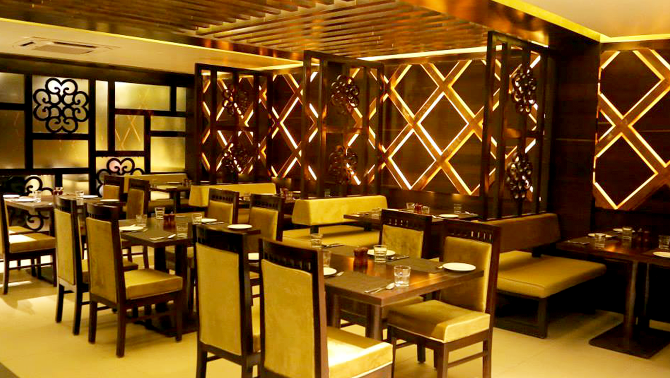 The Yellow Chilli Restaurant and Bar, Victoria Island