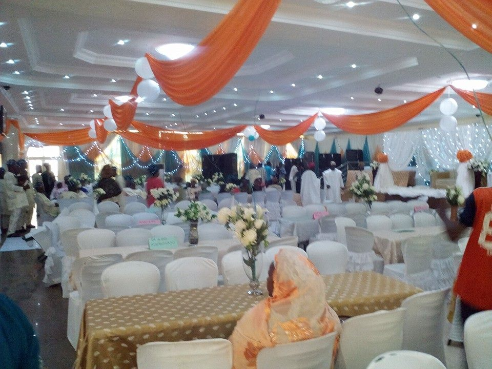 Divine Grace Events Centre