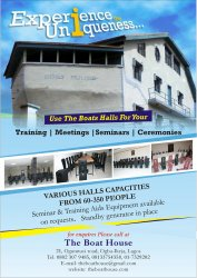 Boat Halls Training, Seminar and Party Event Centre