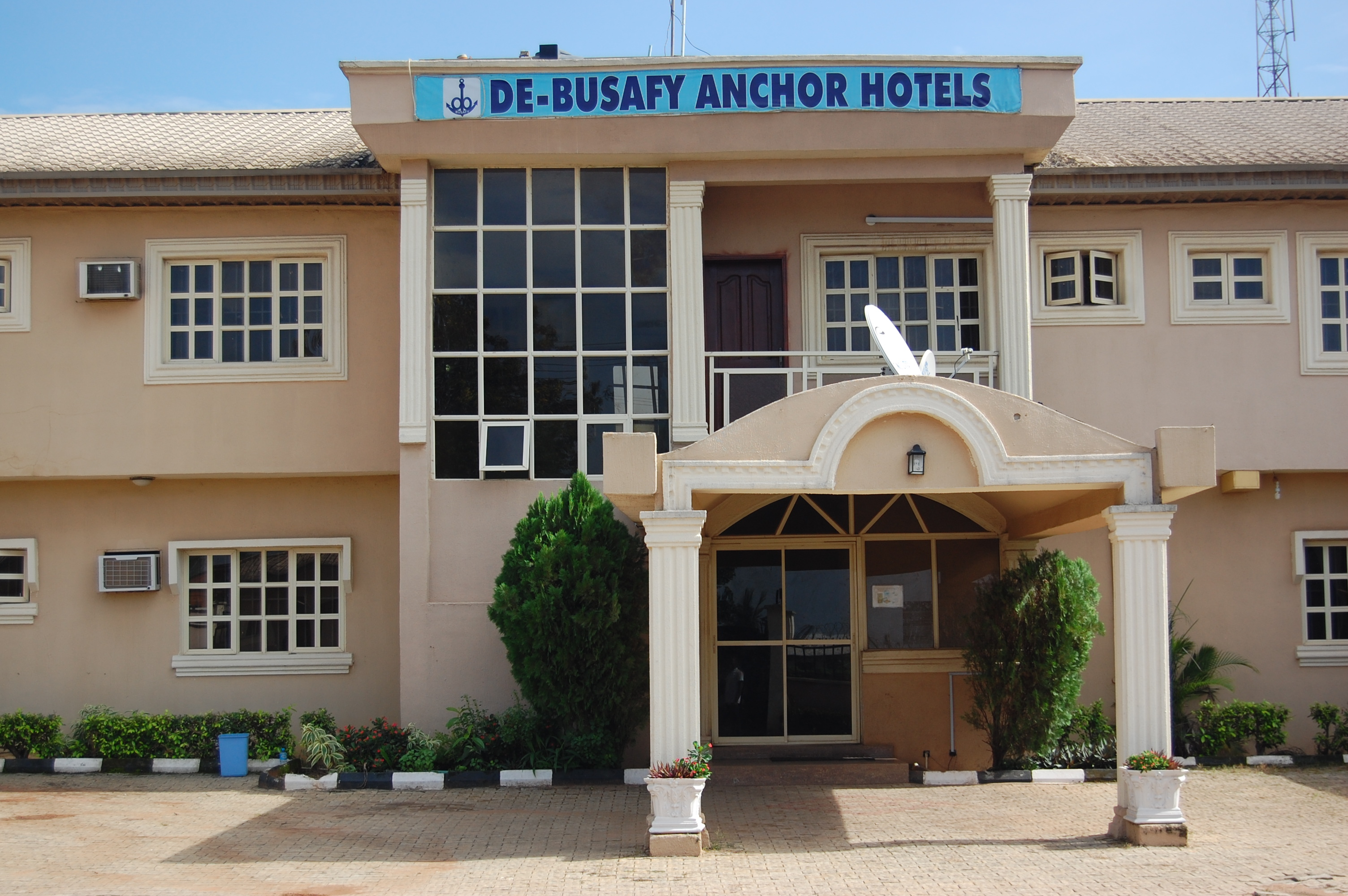 De-Busafy Anchor Hotels – Meeting Rooms